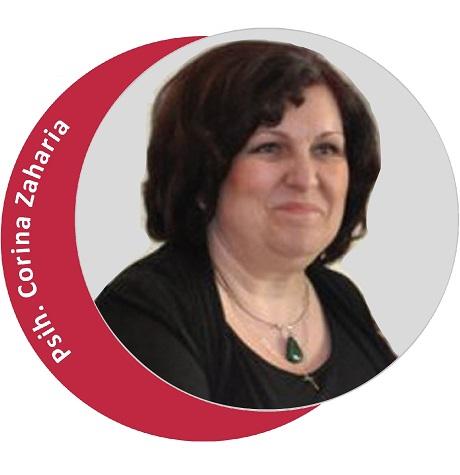 Psihoterapeut Corina Zaharia (Partener Depreter-Paxonline)