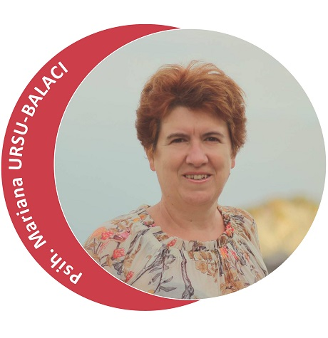 Psihoterapeut Mariana Ursu-Balaci (Partener Depreter-Paxonline)