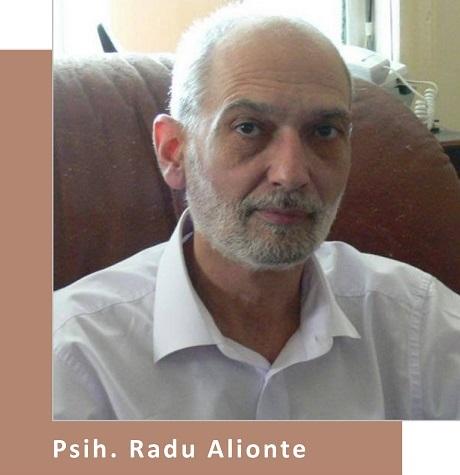 Psihoterapeut Radu Alionte (Partener Depreter-Paxonline)